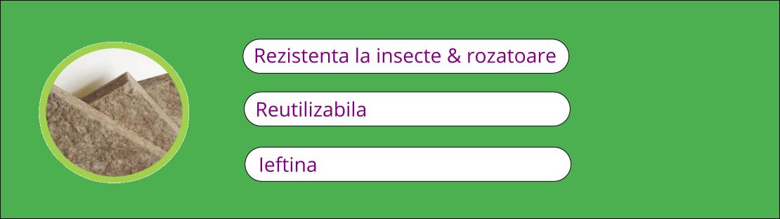 termoizolatii ecologice