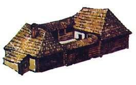 Casa din localitatea Bran_Brasov