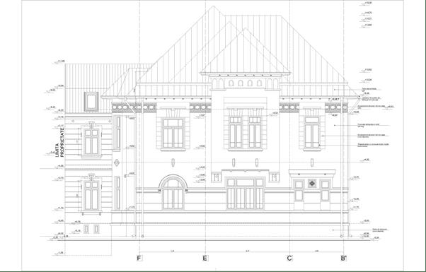 casa in stil neoromanesc