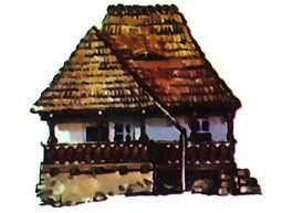 Casa din Plopi judet Mehedinti