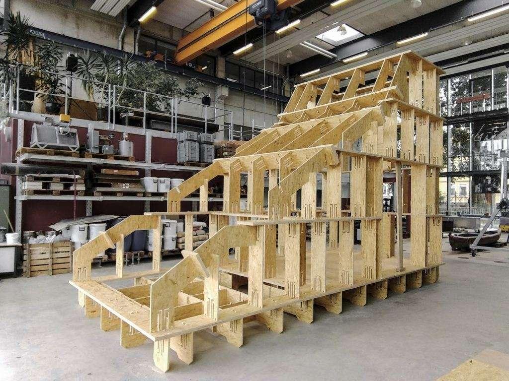 ClipHut casa prefabricata