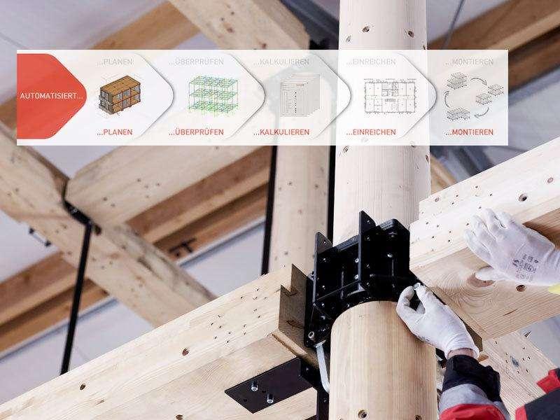 Lukas lang sistem pe lemn