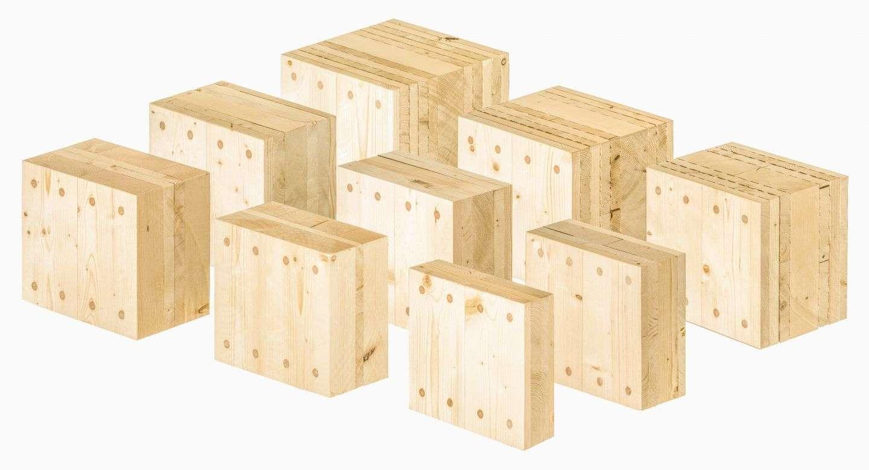 Thoma 100 tipuri de pereti din lemn