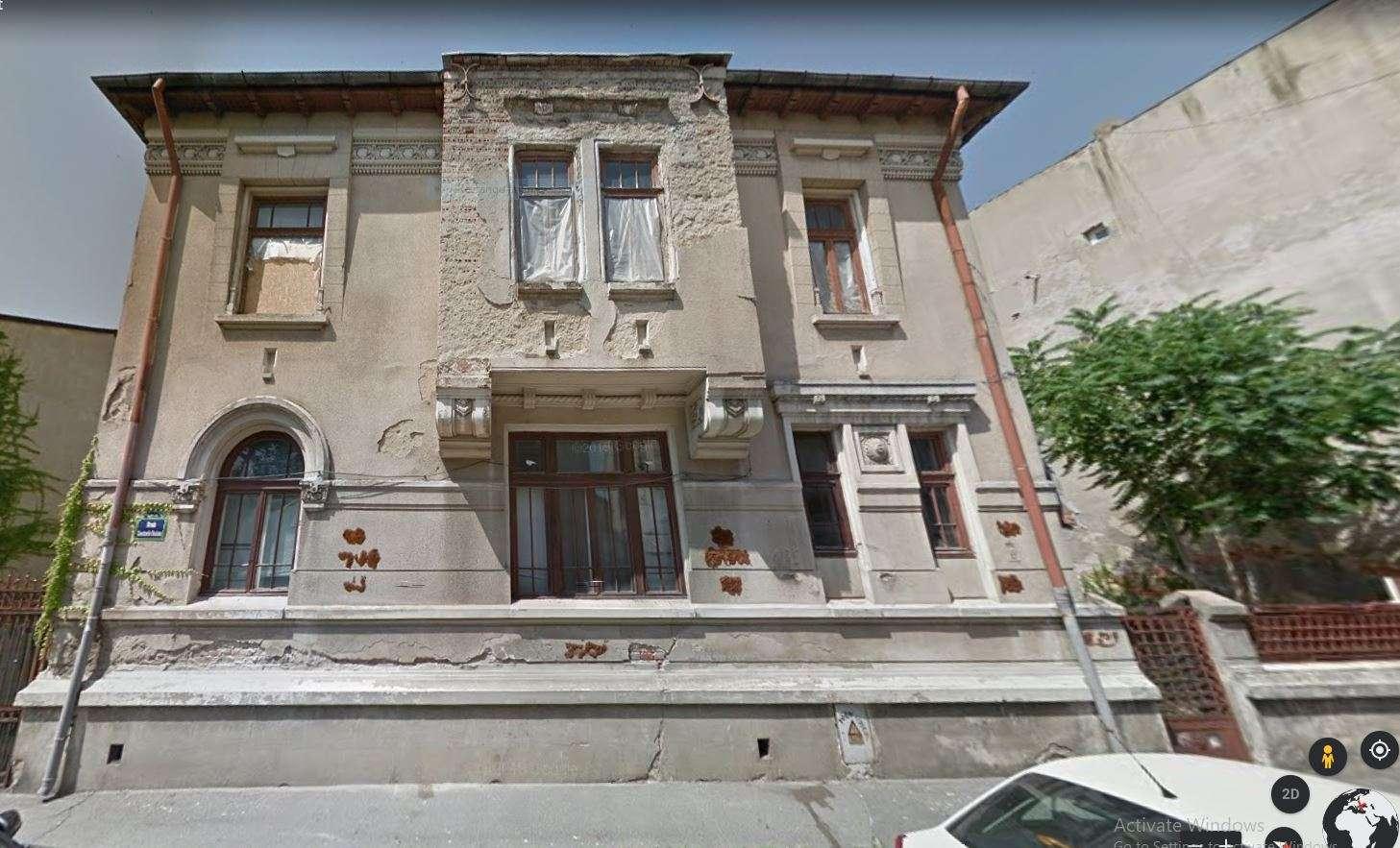 fatada casa stil romanesc nerestaurata 3
